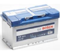 Автомобильные аккумуляторы BOSCH 80Ач EN740А о.п. (315х175х175, B13) S4 010 / 580 400 074 Обратная полярность Евро