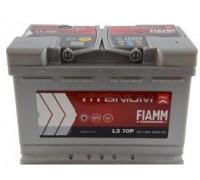 Автомобильные аккумуляторы Fiamm ECOFORCE AGM 70.0 L3 70Ач EN760А о.п. (278х175х190) Обратная полярность