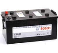 Автомобильные аккумуляторы BOSCH 200Ач EN1050А п.п. (518х276х242, B00, ПК) T3 080 / 700 038 105 Прямая полярность Груз