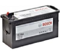 Автомобильные аккумуляторы BOSCH 154Ач EN1150А п.п. (513х189х215, B00, ПК) T3 054 / 654 011 115 Прямая полярность Груз