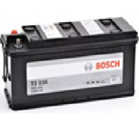 Автомобильные аккумуляторы BOSCH 110Ач EN760А п.п. (514х175х210, B03, КК) T3 038 / 610 013 076 L+ Прямая полярность Груз