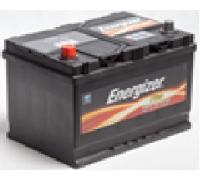 Автомобильные аккумуляторы ENERGIZER PLUS 68Ач EN550А п.п. (261х175х220, B01) EP68JX / 568 405 055 Прямая полярность Азия