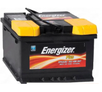 Автомобильные аккумуляторы ENERGIZER PLUS 53Ач EN470А о.п. (242х175х175, B13) EP53LB2 / 553 400 047 Обратная полярность Евро