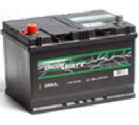 Автомобильные аккумуляторы GIGAWATT 68Ач EN550А п.п. (261х175х220, B01) G68JL / 568 405 055 Прямая полярность Азия