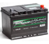 Автомобильные аккумуляторы GIGAWATT 68Ач EN550А о.п. (261х175х220, B01) G68JR / 568 404 055 Обратная полярность Азия