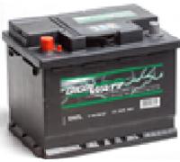 Автомобильные аккумуляторы GIGAWATT 60Ач EN540А п.п. (242х175х190, B13) G62L / 560 127 054 Прямая полярность Евро