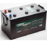 Автомобильные аккумуляторы GIGAWATT 225Ач EN1150А п.п. (518х276х242, B00, ПK) G225R / 725 012 115 Прямая полярность Груз