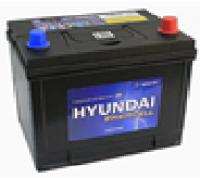 Автомобильные аккумуляторы HYUNDAI 60Ач EN520А о.п. (230х172х204, B01) 90RC 85-520 Enercell Обратная полярность Азия