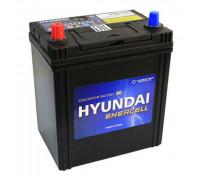 Автомобильные аккумуляторы HYUNDAI 35Ач EN300А п.п. (187х127х219, B00) CMF42B19R узк.кл. Energy Прямая полярность Азия