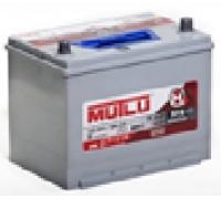 Автомобильные аккумуляторы  Mutlu SFB M3 80Ач EN660А о.п. (260х173х225, B01) D26.80.066.C / 95D26FL Обратная полярность Азия