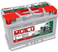Автомобильные аккумуляторы Mutlu AGM 80Ач EN800А о.п. (315х175х190, B13) AGM.L4.80.080.A Обратная полярность Евро