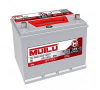 Автомобильные аккумуляторы Mutlu SFB M3 68Ач EN600А о.п. (232х173х225, B00) D23.68.060.A / 70D23L Обратная полярность Азия