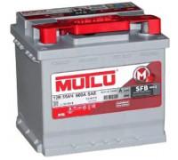 Автомобильные аккумуляторы Mutlu SFB M3 55Ач EN540А п.п. (207х175х190, B13) L1.55.054.B / SMF 55517 Прямая полярность Евро