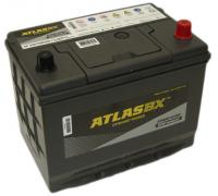 Автомобильные аккумуляторы ATLAS EFB AX 68Ач EN730А п.п. (257х172х220, B01) SE S95R / 100D26R Прямая полярность Азия