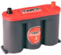 Автомобильные аккумуляторы OPTIMA RedTop 50Ач 6V EN800А п.п. (255х90х206, B01) 8010-355 / RT S 2.1 Прямая полярность США
