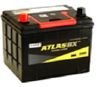 Автомобильные аккумуляторы ATLAS 60Ач EN550А п.п. (208х172х204, B01) 100RC MF26-550 Прямая полярность Азия