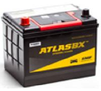 Автомобильные аккумуляторы ATLAS 60Ач EN480А п.п. (230х172х220, B00) MF56069 Прямая полярность Азия