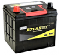 Автомобильные аккумуляторы ATLAS 60Ач EN550А п.п. (230х172х220, B01) 100RC MF25-550 Прямая полярность Азия