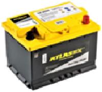 Автомобильные аккумуляторы ATLAS AGM AX 60Ач EN680А о.п. (242х175х190, B13) SA 56020 Обратная полярность Евро