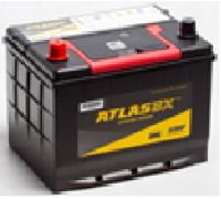 Автомобильные аккумуляторы ATLAS 55Ач EN500А п.п. (230х172х220, B01) 90RC MF85R-500 Прямая полярность Азия