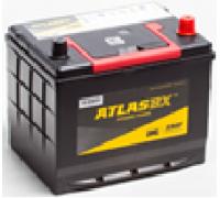 Автомобильные аккумуляторы ATLAS 55Ач EN500А о.п. (230х172х220, B01) 90RC MF85-500 Обратная полярность Азия