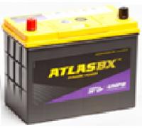 Автомобильные аккумуляторы ATLAS UHPB 55Ач EN480А п.п. (234х127х220, B00) UMF75B24R узк.кл. Прямая полярность  Азия