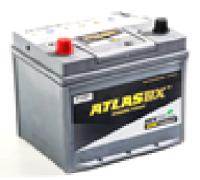 Автомобильные аккумуляторы ATLAS AGM AX 55Ач EN550А п.п. (220х170х220, B01) S55D23R Прямая полярность Азия