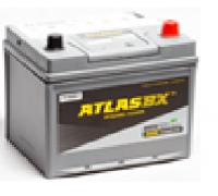 Автомобильные аккумуляторы ATLAS AGM AX 55Ач EN550А о.п. (220х170х220, B01) S55D23L Обратная полярность Азия