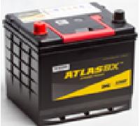 Автомобильные аккумуляторы ATLAS 50Ач EN450А п.п. (200х172х204, B01) MF50D20R Прямая полярность Азия