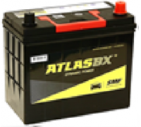 Автомобильные аккумуляторы ATLAS 45Ач EN360А о.п. (234х127х220, B00) MF54523 Обратная полярность Азия