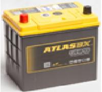 Автомобильные аккумуляторы ATLAS UHPB 45Ач EN400А п.п. (187х127х220, B00) UMF55B19R узк.кл. Прямая полярность Азия