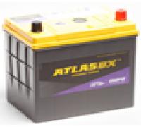 Автомобильные аккумуляторы ATLAS UHPB 45Ач EN400А о.п. (187х127х220, B00) UMF55B19L узк.кл. Обратная полярность Азия