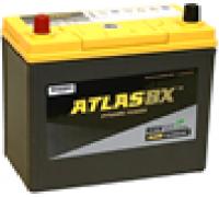 Автомобильные аккумуляторы ATLAS AGM ABX 45Ач EN370А п.п. (236х124х224, B00) S46B24R узк.кл. Прямая полярность Азия