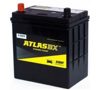 Автомобильные аккумуляторы ATLAS 44Ач EN400А п.п. (187х127х220, B00) MF46B19R узк.кл. Прямая полярность Азия