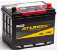 Автомобильные аккумуляторы ATLAS 38Ач EN370А о.п. (187х136х220, B01) MF42B19FL узк.кл. Обратная полярность Азия