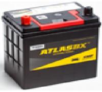 Автомобильные аккумуляторы ATLAS 38Ач EN370А п.п. (187х127х220, B00) MF42B19R узк.кл. Прямая полярность Азия