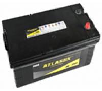 Автомобильные аккумуляторы ATLAS 220Ач EN1400А о.п. (509х274х238, B00) MF245H52 Обратная полярность Груз