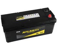 Автомобильные аккумуляторы ATLAS 150Ач EN1000А о.п. (506х212х230, B00) MF160G51 Обратная полярность Груз