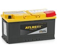 Автомобильные аккумуляторы ATLAS EFB AX 110Ач EN950А о.п. (398х174х190, B13) SE 61010 Обратная полярность Евро