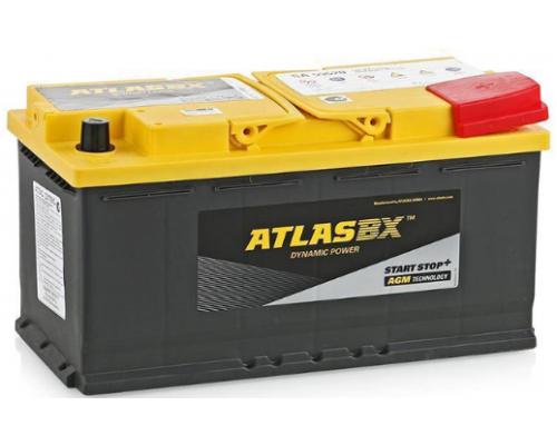 ATLAS AX 110Ач EN950А