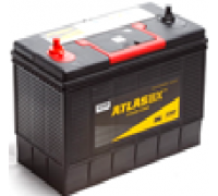 Автомобильные аккумуляторы ATLAS 105Ач EN1000 унив. (330х172х240, B00) MF31S-1000 резьба 3/8 Универсальная полярность Азия