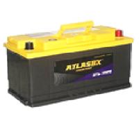 Автомобильные аккумуляторы ATLAS UHPB 105Ач EN850А о.п. (353х175х190, B13) UMF60500 Обратная полярность Евро