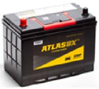 Автомобильные аккумуляторы ATLAS 100Ач EN760А п.п. (302х172х220, B01) MF60046 Прямая полярность Азия