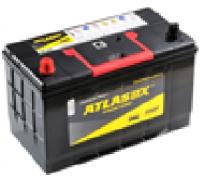 Автомобильные аккумуляторы ATLAS 100Ач EN830А п.п. (325х175х220, B01) MF100R Carnival Прямая полярность Азия