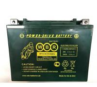 Мото аккумулятор WBR MT 12-20 HP
