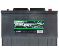 Автомобильные аккумуляторы GIGAWATT 110Ач EN680А о.п. (347х173х234, B00) G110R / 610 047 068 Обратная полярность Азия