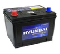Автомобильные аккумуляторы HYUNDAI 60Ач EN550А п.п. (208х172х204, B01) 90RC 26-550 Enercell Прямая полярность Азия
