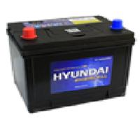 Автомобильные аккумуляторы HYUNDAI 60Ач EN520А п.п. (230х172х204, B01) 90RC 86-520 Enercell Прямая полярность Азия