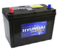 Автомобильные аккумуляторы HYUNDAI 45Ач EN440А о.п. (236х128х220, B00) CMF55B24L узк.кл. Enercell Обратная полярность Азия