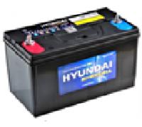 Автомобильные аккумуляторы HYUNDAI 105Ач EN950 унив. (330х172х238, B00) MF31S-950 резьба 3/8 Enercell Универсальная полярность Азия